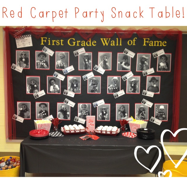 http://www.teacherspayteachers.com/Product/End-of-the-Year-Red-Carpet-Party-668296