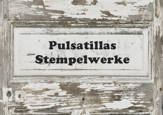 Pulsatillas Stempelwerke