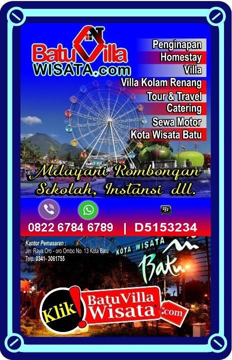Batu Villa Wisata News