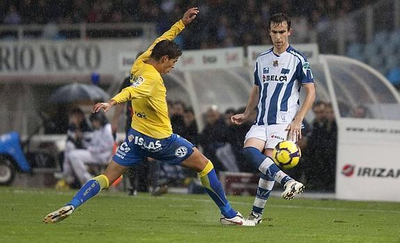 Ver en vivo UD Las Palmas - Real Sociedad, 6 noviembre