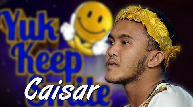 Caisar YKS Jualan Tahu