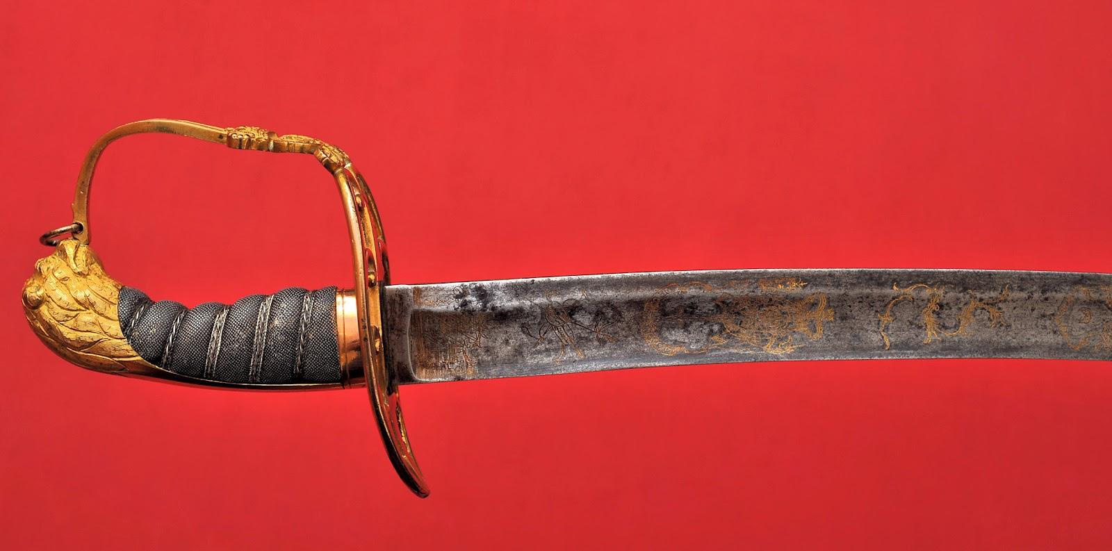 cavalry saber british