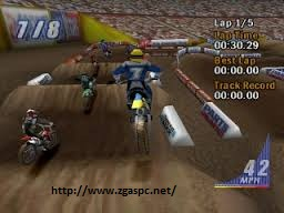Download Game EA Sports Supercross PS1 For PC Full Version - ZGASPC