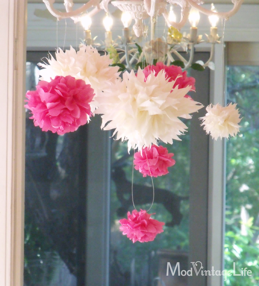 how to make flowers out of tissue paper Once upon a time, jord made this amazing wall of paper flowers out of crepe paper (the tutorial for making the paper flowers is here) even though large sheets and.