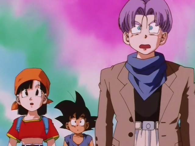 dragon ball gt ep 4   wanted goku makes the wanted list