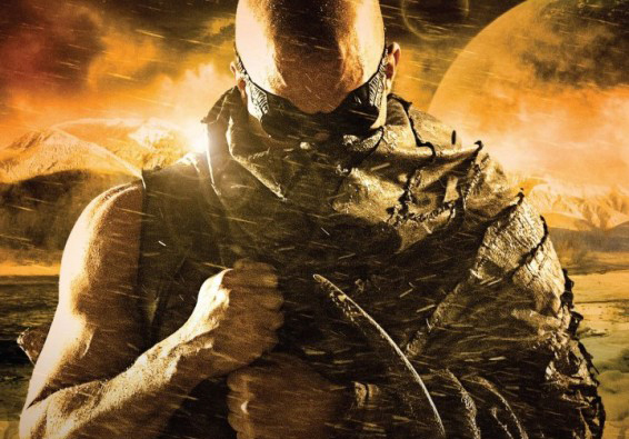 Riddick: First Trailer, Poster & Images