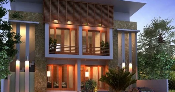 House design modern minimalist home design ideas jasa for Minimalist house jakarta