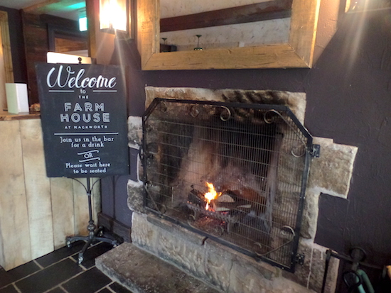 The Farmhouse Mackworth Restaurant Blog Review