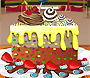 Decorate Birthday Cake