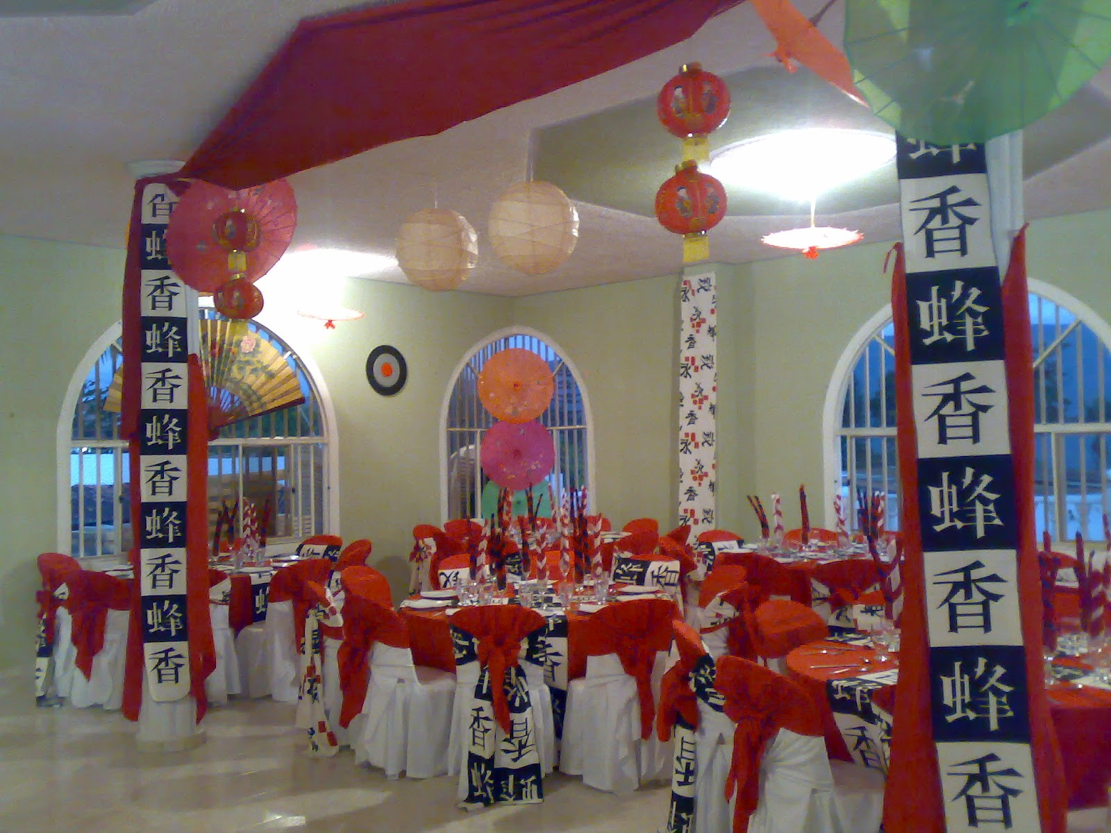 Decoracion Oriental Para Fiestas ~ Si buscamos una decoraci?n integral, podemos incluir diferentes