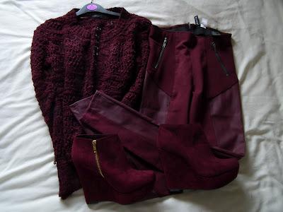Sammi Jackson - Burgundy buys