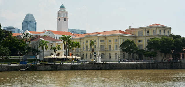 Singapore River Cruise parliament