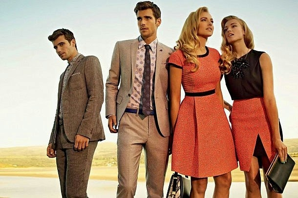Ted Baker, Spring 2015, spring summer, primavera verano, menswear, moda masculina, Suits and Shirts, lookbook,