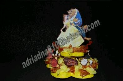 Mytotalnet com children party decoration beauty and the beast