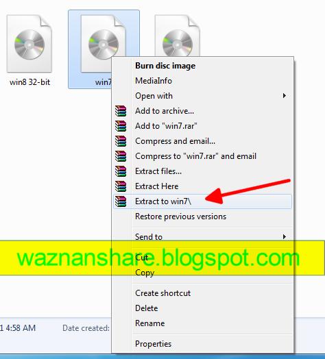 Cara membuat file iso dengan winrar download