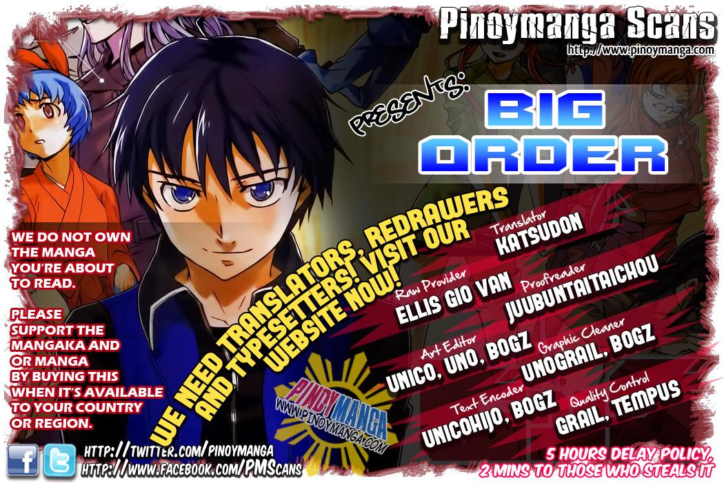 อ่านการ์ตูน Big Order 8 ภาพที่ 2