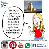 ENTREGAS EM LISBOA PORTUGAL