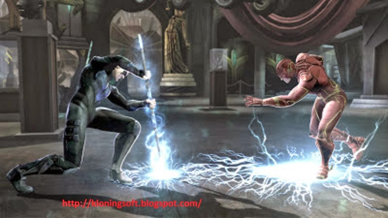 Download Games PC Injustice Gods Among Us Ultimate Edition