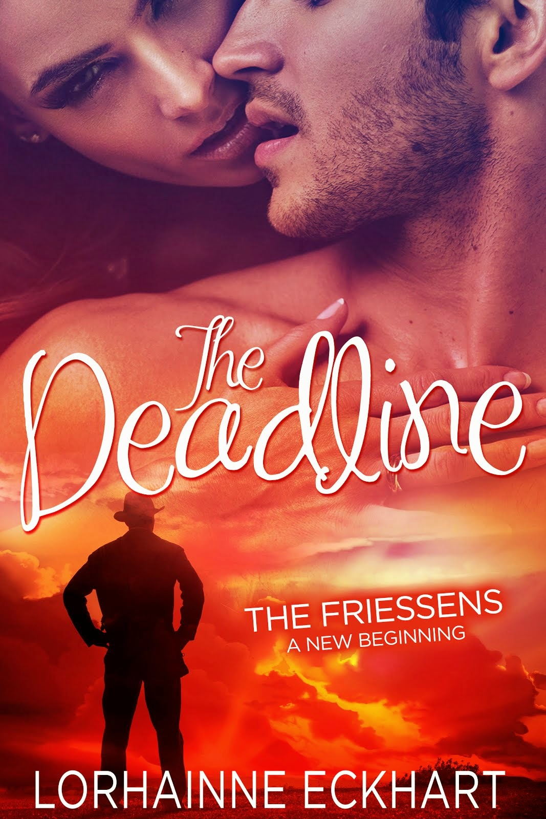 SERIES FEATURE: The Friessens: A New Beginning. THE DEADLINE, Book 1