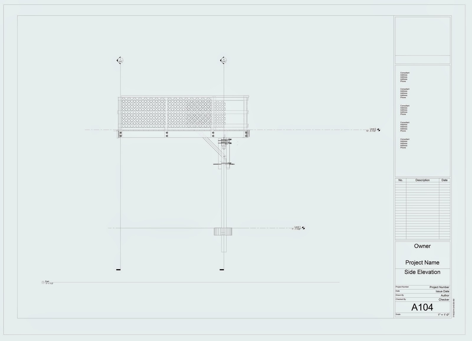 12x20 deck design samples ideas and project s for Sketchup deck design
