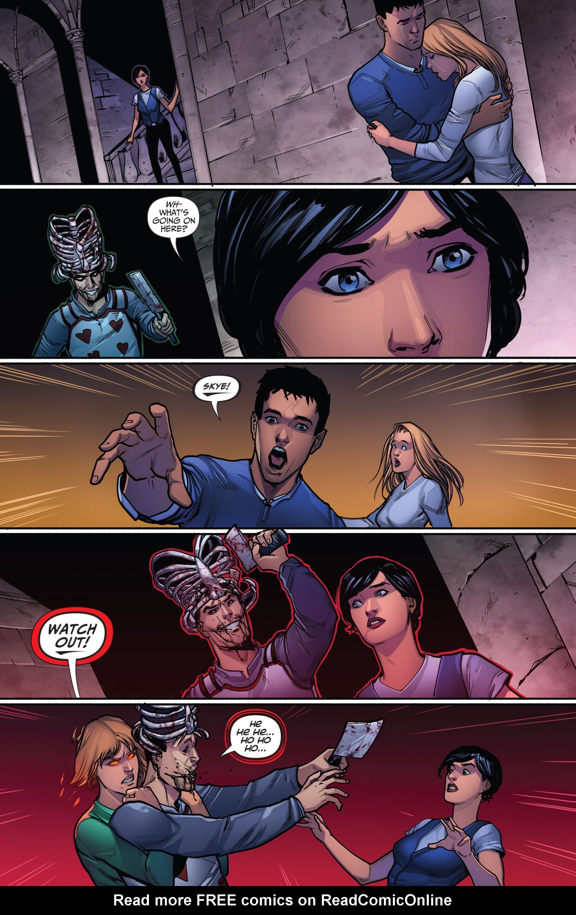 Grimm Fairy Tales (2005) Issue #108 #111 - English 14