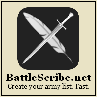 Battle Scribe Software