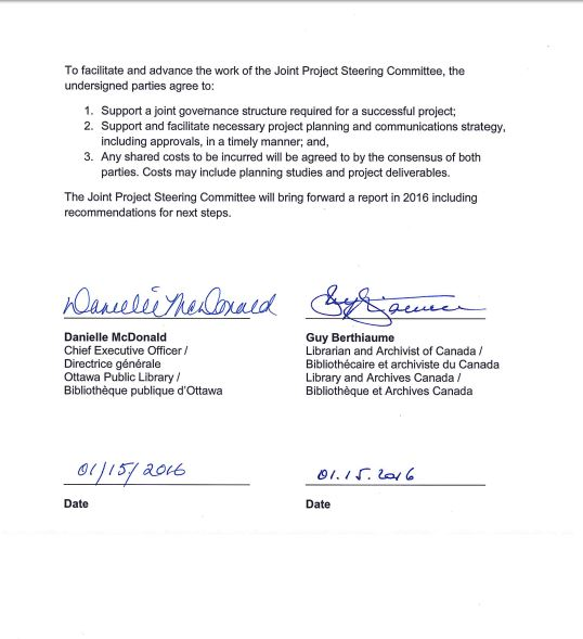 Canadas anglo celtic connections lac and opl letter of intent the letter is also available in french sciox Gallery