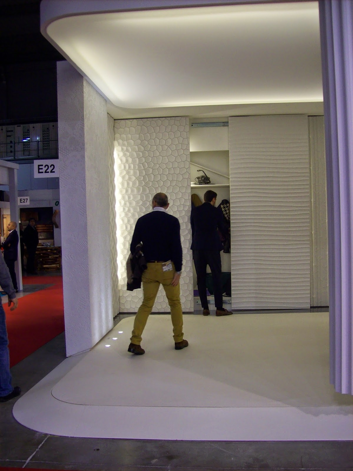 Wunderkammer: MADE expo 2015: RIVESTIMENTI PER INTERNI
