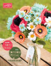 Stampin' Up Lente/Zomer catalogus