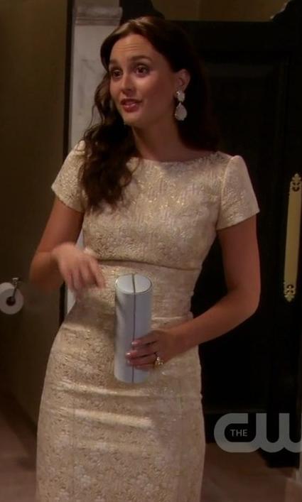 Blair waldorf dresses season 5