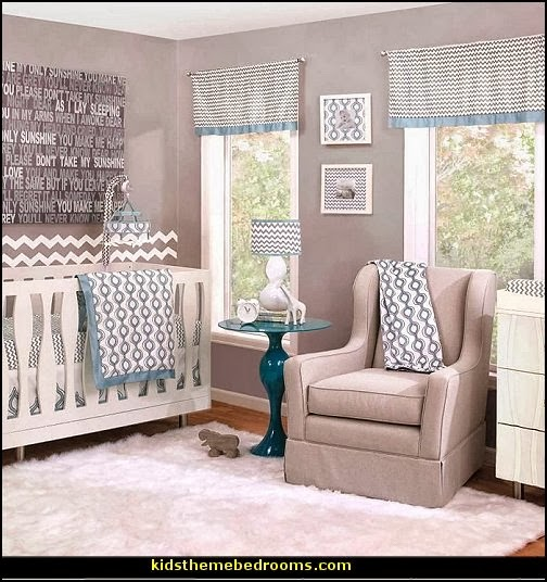 Decorating theme bedrooms - Maries Manor: baby bedrooms - nursery ...