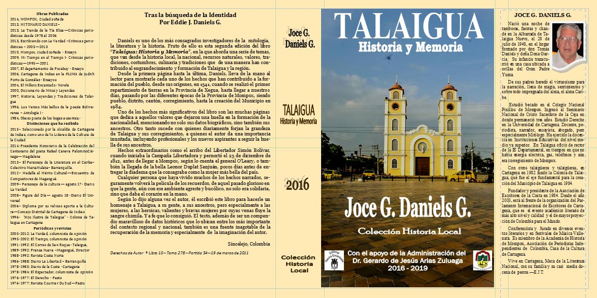 TALAIGUA, HISTORIA Y MEMORIA