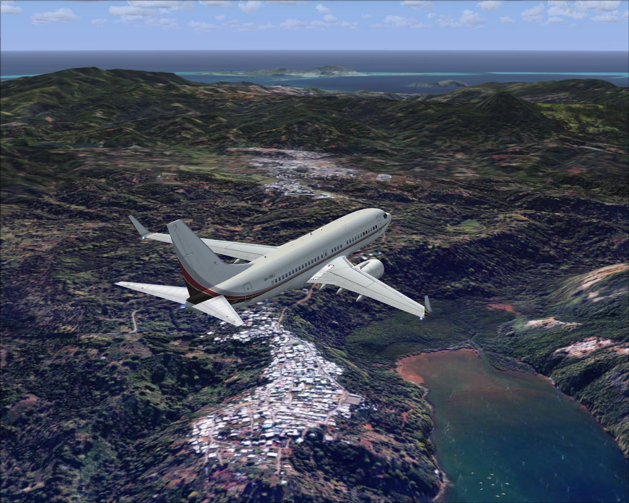 airdailyx  mayotte island   another paradise in indian ocean