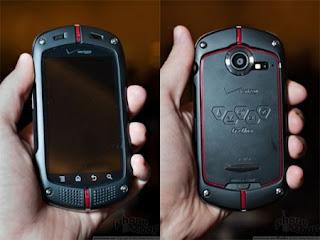 Casio Commando Shock Resistant Android, Casio Commando Phone Review