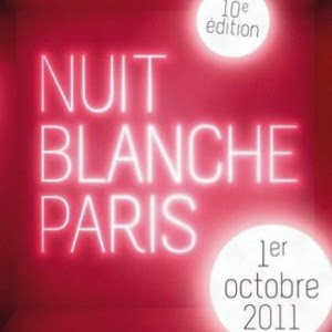 La nuit blanche di Parigi 2011