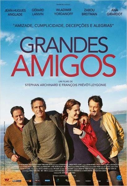 """Poster do filme """"Grandes Amigos"""""""