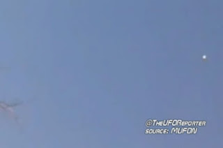 Avistamiento ovni en Nuevo México - 22 de septiembre 2012