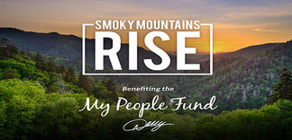 SUPPORT THE VICTIMS OF THE SMOKY MOUNTAINS WILDFIRES #COUNTRYGIVESBACK