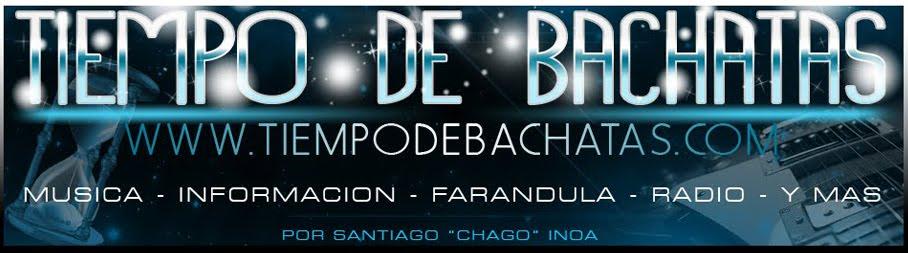 Tiempo de Bachatas - Santiago Inoa