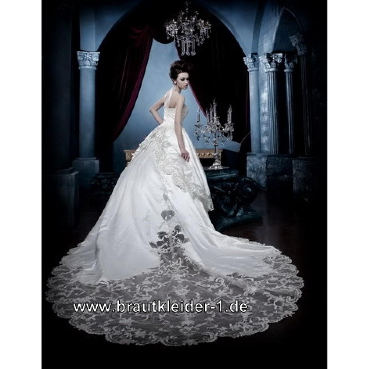 Brautkleid mit Schleppe auf Rechnung: Brautkleider mit Schleppe auf ...