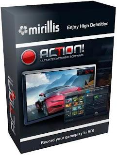 Mirillis Action! 1.14.3 Multilanguage Including Serial Key