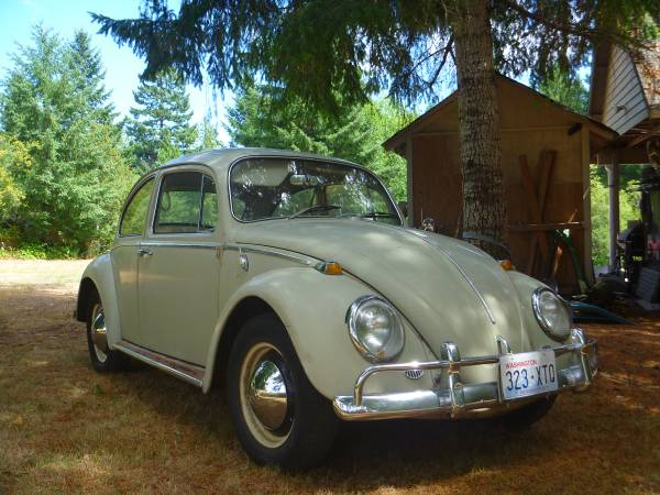 Great Condition 1965 Volkswagen Beetle