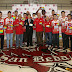 San Beda Red Lions Men's Basketball Team Gets LG G Pad 7.0 and 10.1 Android Tablets
