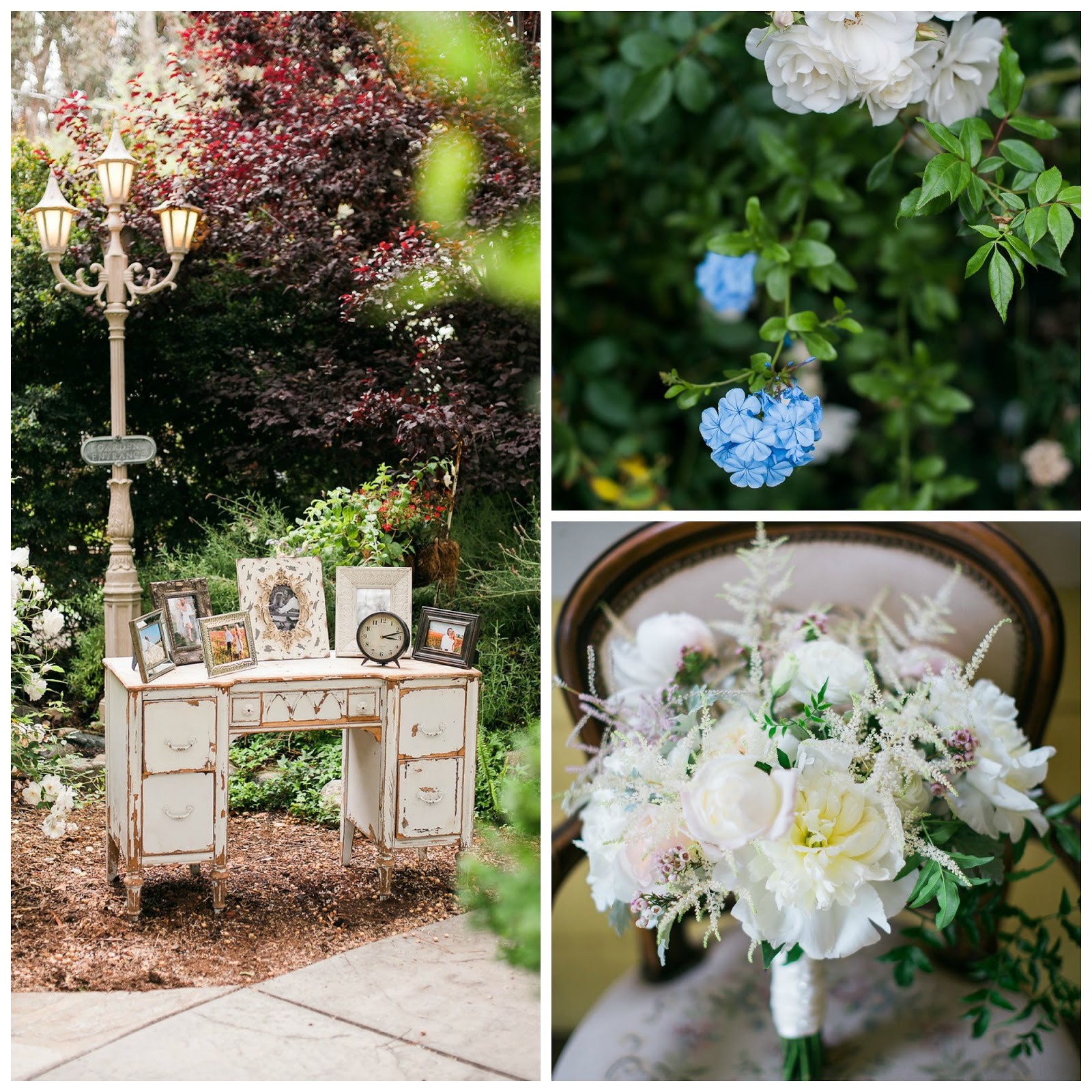 Floral Occasions by Janna Hatch: Twin Oaks House Wedding Flowers