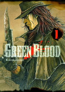 Green Blood, tome 1  - Masasumi Kakizaki