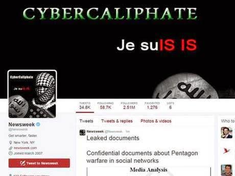 Misi Hacker ISIS: Gempur Benteng Cyber Amerika!