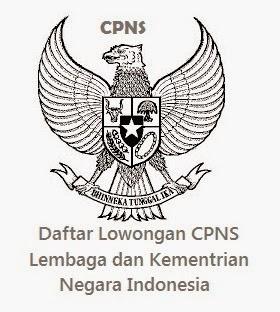 Info Lowongan CPNS Kementerian dan Lembaga Negara