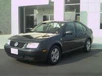 El Volkswagen Jetta 2003