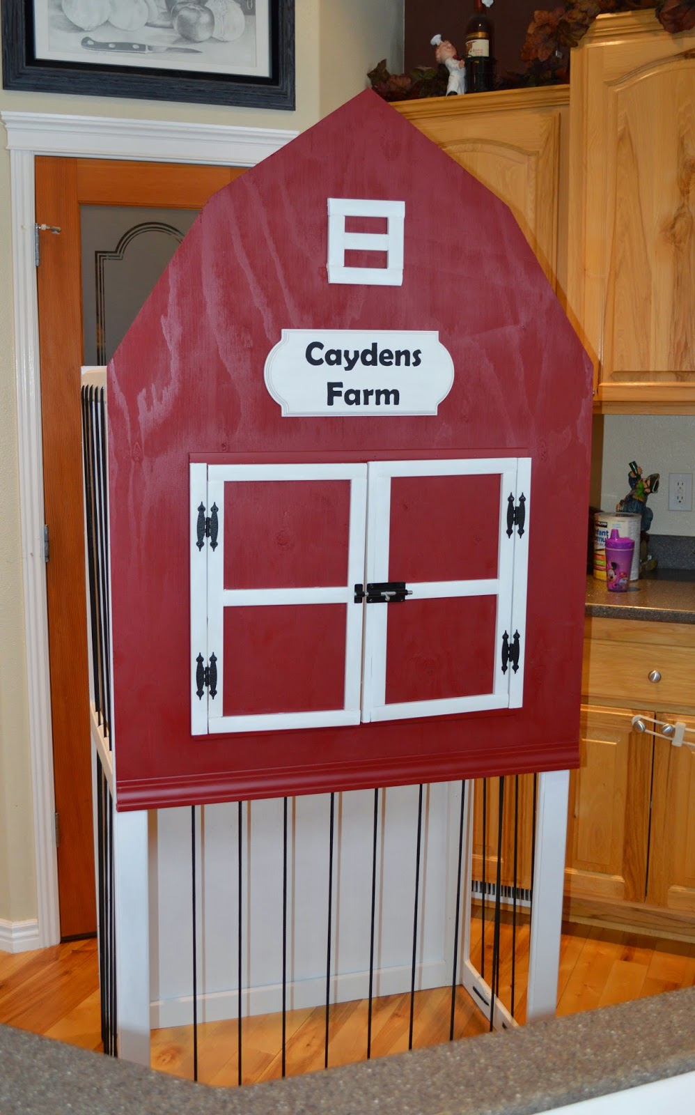 Cayden S Farm Stuffed Animal Storage Zoo