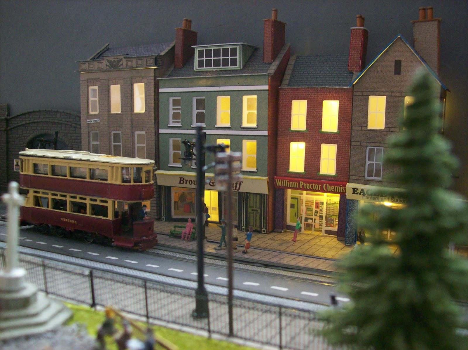N Gauge Tramway
